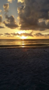Beach sunsets are the best!