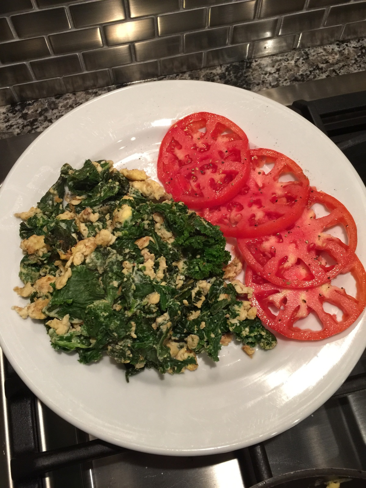 Kale & Eggs…Is that reallygood?